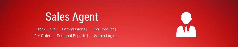 Sales Agent Management & Commission System
