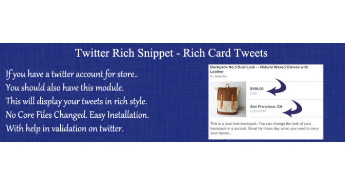 Twitter Product Summary Cards : Improve Your Tweets