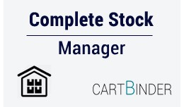 Complete stock manager : All in one stock tools for opencart