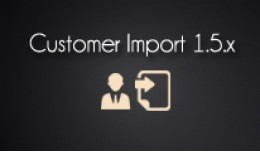 Import customers 1.5.x to opencart quickly from csv sheet