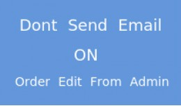 Don't send email on edit order for same status