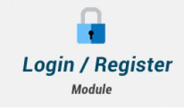 Login - register box : Allow customers to login from any page