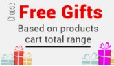 Free Gift Products Based On Cart Total Amount