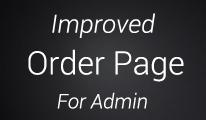 Improved Sales Order Page
