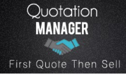 Complete Quotation Manager - First Quote Then Sell