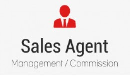Sales Agent Management & Commission System