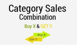 Category Combination Offers : 2 Buy X & Get Y Techniques