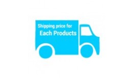 Shipping Price Per Product